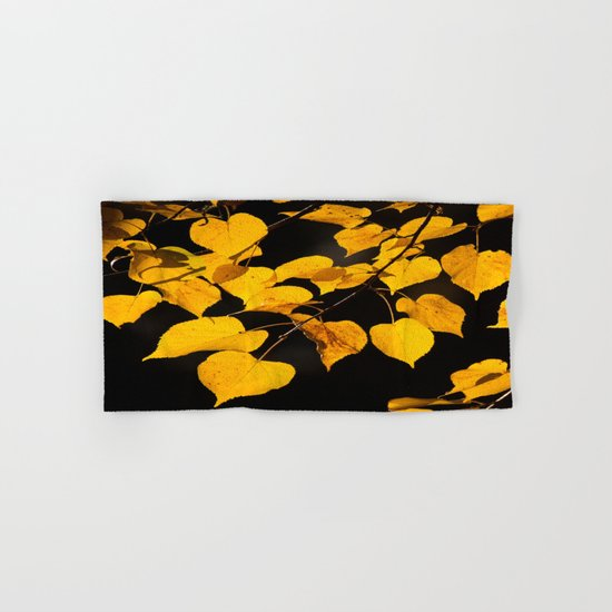 Autumn Foliage Hand & Bath Towel