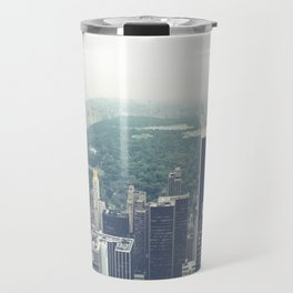 A Building with a View Travel Mug