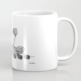 Mars Rover  Kaffeebecher