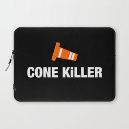 Cone Killer v3 HQvector Laptop Sleeve