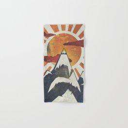 Mount Spitfire Hand & Bath Towel