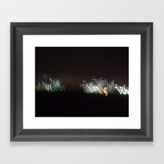 (>^v^ Framed Art Print