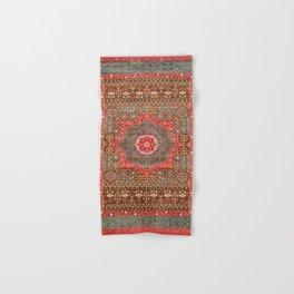 Traditional Boho Style Vintage Moroccan Design  Hand & Bath Towel