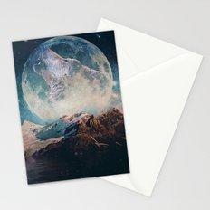 Lake Moon Stationery Cards