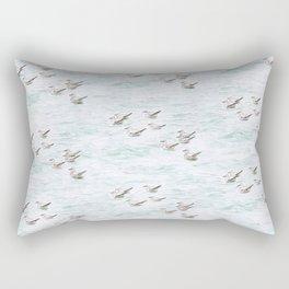 Gulls Rectangular Pillow