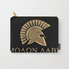 Molon lave-Spartan Warrior Carry-All Pouch