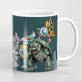 Where the Wild Kaiju Are Coffee Mug