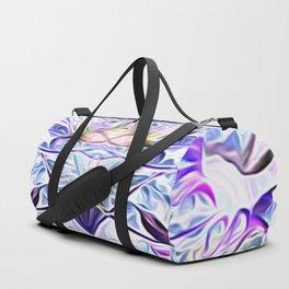 Diamond Light Consciousness Duffle Bag