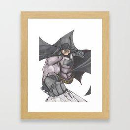Bats 2 Framed Art Print