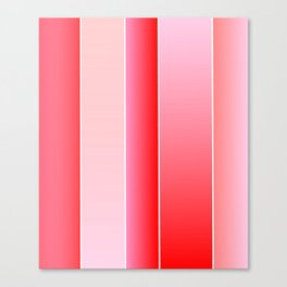 Pink Color Canvas Print