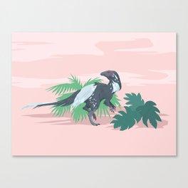Guaibasaurus candelariensis Canvas Print