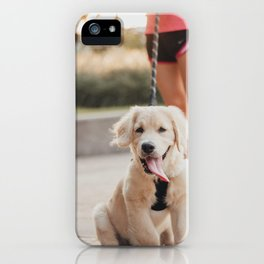 Dog by Marissa Deck iPhone Case
