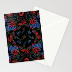 Russian Style Stationery Cards