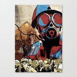 UNDER CONTROL (2) Canvas Print