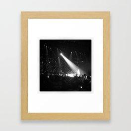 Neil Diamond Denver Framed Art Print