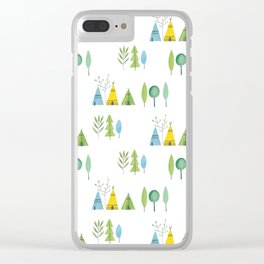 tipi Clear iPhone Case