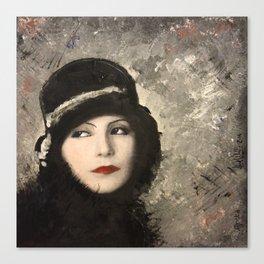 Greta Canvas Print