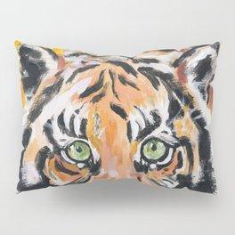Tiger, Tiger Pillow Sham
