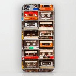 Something Nostalgic V - Music - Global Language #decor #society6 #buyart iPhone Skin