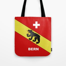 Bern City Of Switzerland Tote Bag