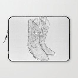 Cowboy Boots Laptop Sleeve