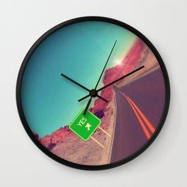 The Sign Wall Clock