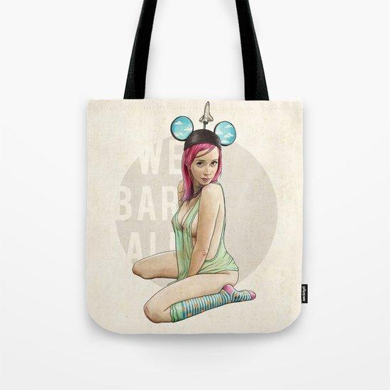 Mrs. Florida Tote Bag