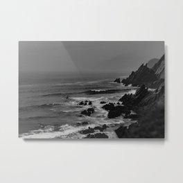 Rocky Coast of Ireland Metal Print
