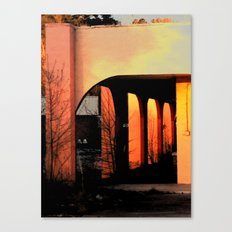 Olde Town Canvas Print