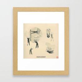 Acid-Resistant Framed Art Print