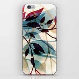 Flood of Leafs iPhone Skin
