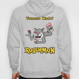 Tween Wolf Hoody