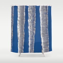 Ice age in Canada Shower Curtain