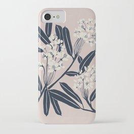 Boho Botanica iPhone Case
