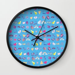 Brooke & Britt life Wall Clock
