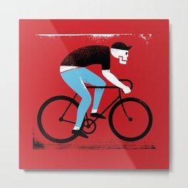 Ride or Die No. 1 Metal Print