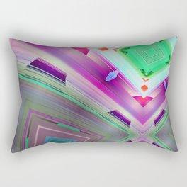 pop bo Rectangular Pillow
