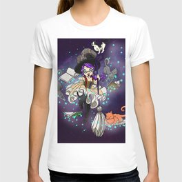 Library Witch T-shirt