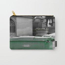 """Le recyclage (Cimetiere du Pere Lachaise, Paris) """"A SAFE PLACE"""" series Carry-All Pouch"""