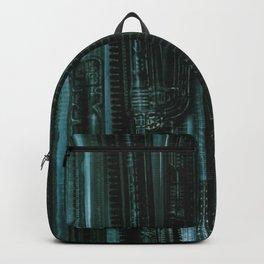 HR Giger Textures Backpack