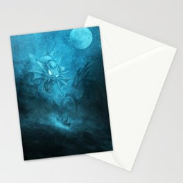 Gyarados Attacking a Pirate Ship Stationery Cards