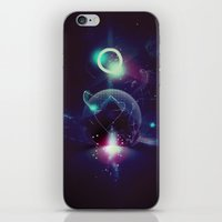 zen iPhone & iPod Skins featuring Zen by Pete Harrison