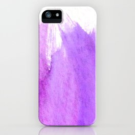 Ode to Radiant Orchid iPhone Case