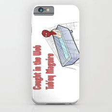 The Bath Guys - Tub'ey Maguire - Caught in the web ! iPhone 6s Slim Case