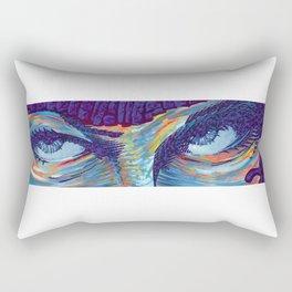 Eyes Rectangular Pillow