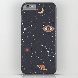 Mystical Galaxy iPhone Case