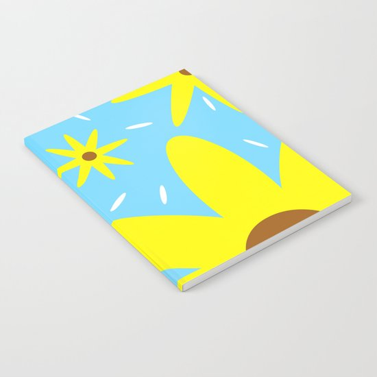 Nothing But Flowers Notebook