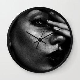 Dangerous Girl Wall Clock