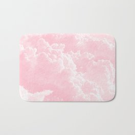 Cotton Candy Bath Mat