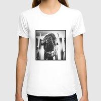 buffalo T-shirts featuring Buffalo by Wolf Feather